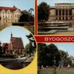 Bydgoszcz - pocztówki